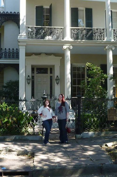 Kris Stacey - new Orleans - Rice house 1