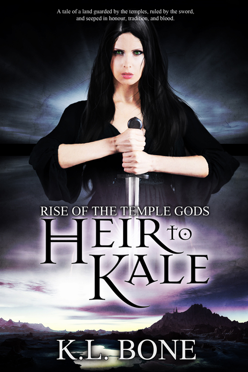 Coming Soon...the first in a new Fantasy series!