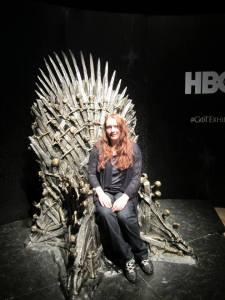 Kris Iron Throne