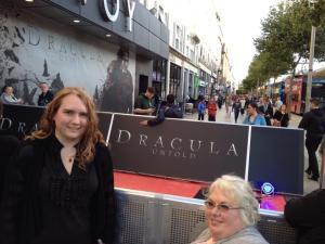 Dracula premeire
