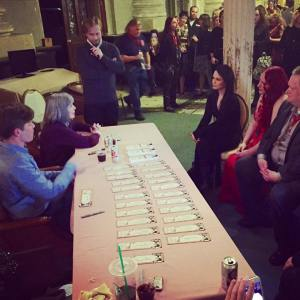 Anne Rice meet greet