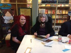 Kris Anne Rice Book signing