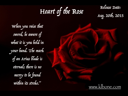 Heart of Rose ad release .001