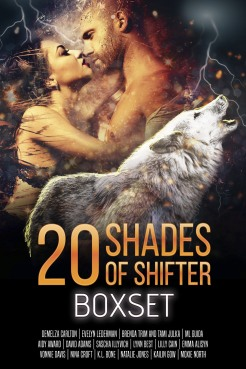 20 Shades Shifter Boxset