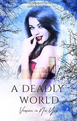 Vampires in NY cover