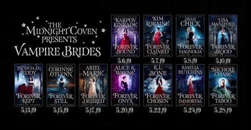 vampire brides postcard