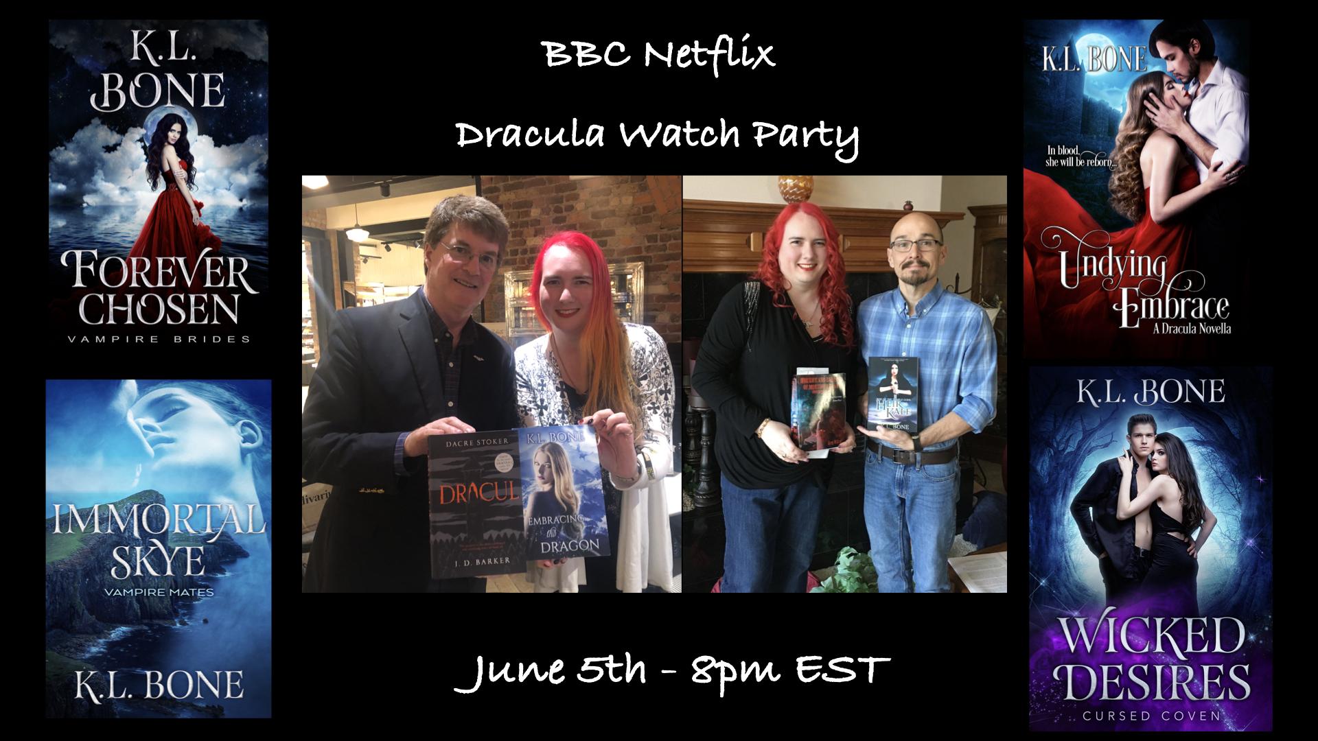 BBC Nexflix Dracula Watch Party .001