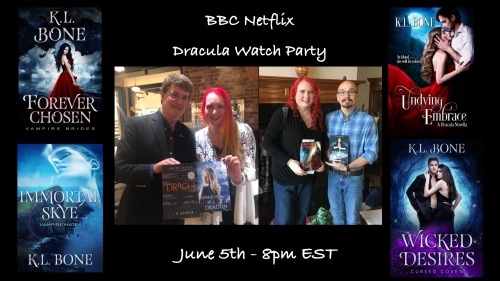 BBC Nexflix Dracula Watch Party .001