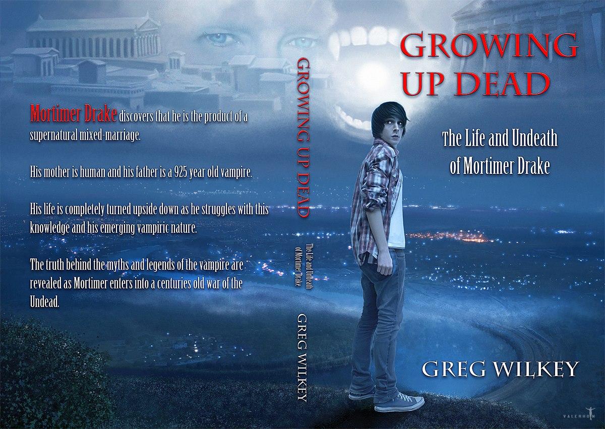 Greg Wilkey cover